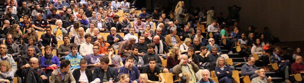 une conférence en novembre 2015