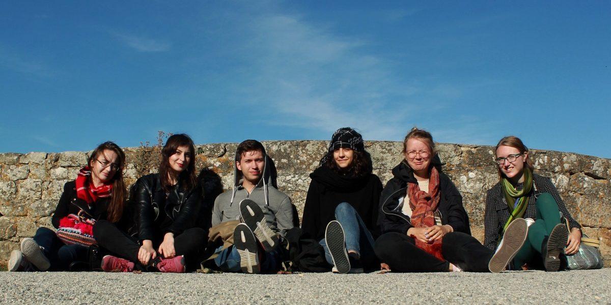 Les jeunes en SVE à Lorient